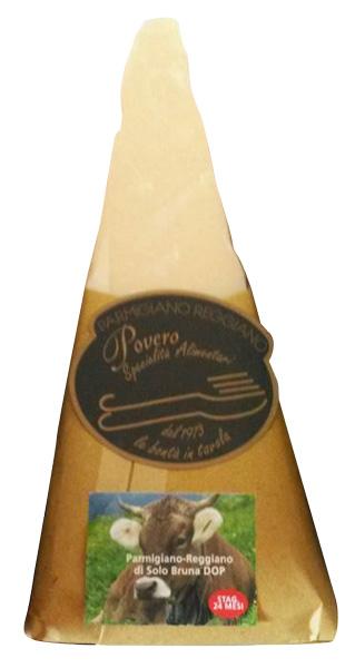 Parmigiano Reggiano DOP di Vacche Brune 24 mesi